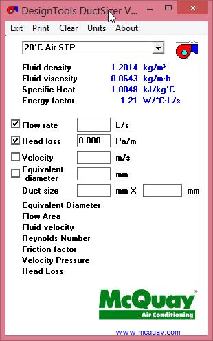 DesignTools DuctSizer 6.4.png